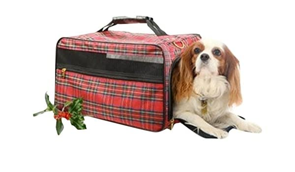 Classic Pet Carriers Allow the Whole Family to Travel